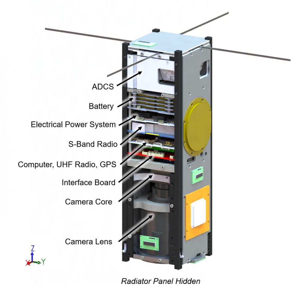 Phoenix CubeSat